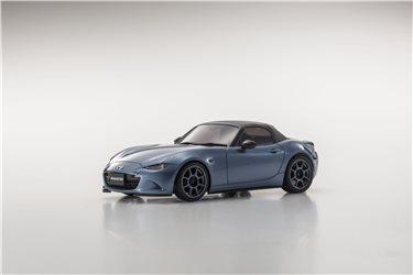 AUTOSCALE Mini-Z MAZDA ROADSTER BLUE REFLEX MA020