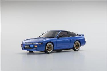 AUTOSCALE Mini-Z NISSAN SILEIGHTY BLUE (MA020)