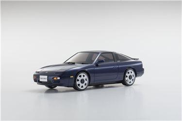 AUTOSCALE Mini-Z NISSAN 180SX DARK BLUE MA020
