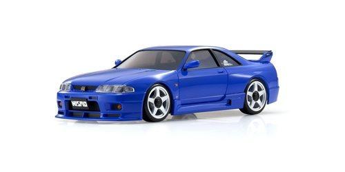Autoscale Mini-Z Nissan GT-R Nismo R33 Blue (MA020N-L)