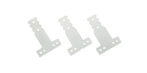 FRP Rear Suspension Plate set Mini-Z MR03 RM/HM (3) - Hard