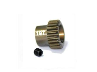 PINION GEAR  48P 19T 7075 HARD