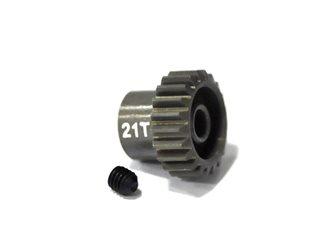PINION GEAR  48P 21T 7075 HARD