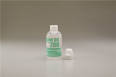 Silicone Damper Oil 200Wt ( 40 ml )