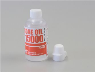 Silicone Damper Oil 15.000Wt ( 40 ml )