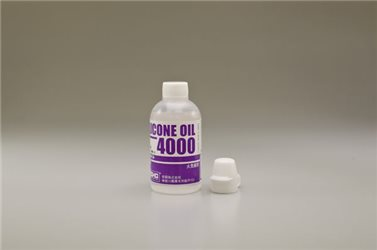 Silicone Damper Oil 4.000Wt ( 40 ml )