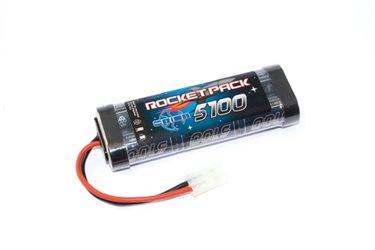 TEAM ORION ROCKET PACK 5100 (7.2V) - TAMIYA