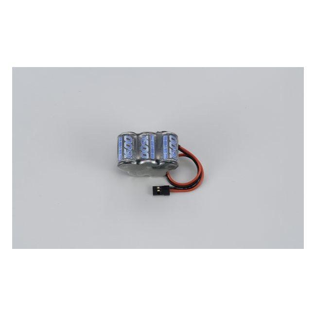 6V-1600MAH RX PACK (UNI) - HUMP TYPE