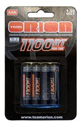 TEAM ORION 1100 AAA CELL (4PCS)