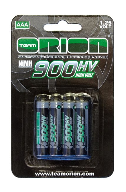 TEAM ORION 900HV AAA CELL (4PCS)