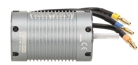 BRUSHLESS MOTOR NEON 7 (1500KV) PSYCHO KRUISER