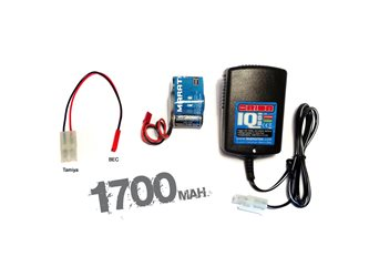 COMBO CHARGER IQ801-RX 1700 (ORI30197+ORI12243) EU-BEC