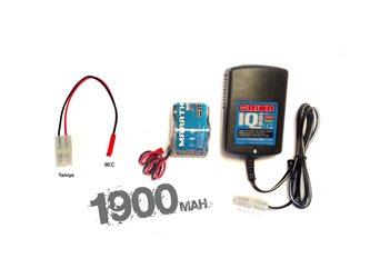 COMBO CHARGER IQ801-RX 1900 (ORI30197+ORI12253) EU-BEC