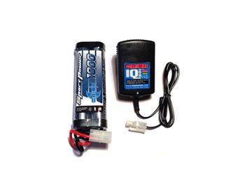 COMBO CHARGER IQ801-1800 (ORI30197+ORI10338E) EU-TAMIYA