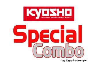 COMBO CHARGER IQ801-2200 (ORI30198 + GE2-2200-1TA) UK-TAMIYA