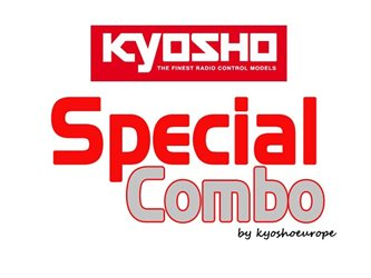 COMBO CHARGER IQ801-3000 (ORI30198 + GE2-3000-1TA) UK-TAMIYA