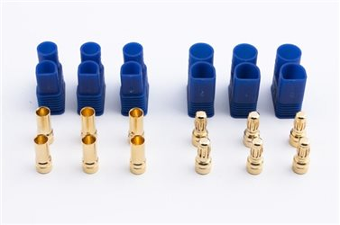 EC3 CONNECTORS - 3 PAIRS