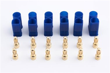 EC3 CONNECTORS - MALE (6)