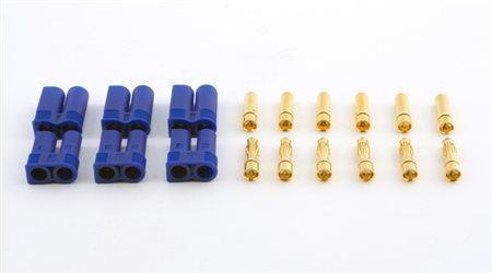 EC5 CONNECTORS - 3 PAIRS