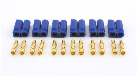 EC5 CONNECTORS - MALE (6)