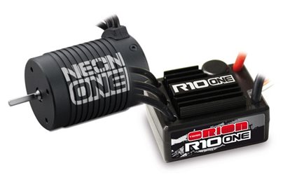 ORION COMBO NEON ONE TUNING 2700KV-45A (540-4P-SENSORLESS-DEANS)