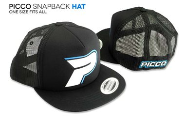 PICCO SNAPBACK HAT (ONE SIZE)