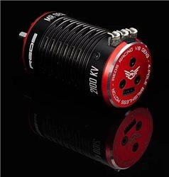 REDS V8 Brushless motor 2100KV 4 poles sensored GEN 3