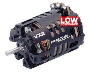 REDS VX2 540 4.5T Brushless motor 2 poles sensored