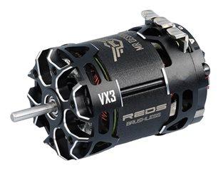 REDS VX3 540 5.5T Brushless motor 2 poles sensored
