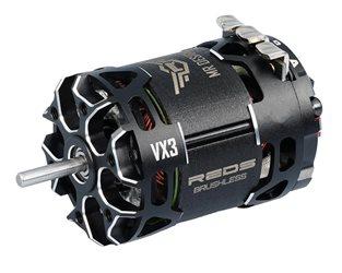 REDS VX3 540 13.5T Brushless motor 2 poles sensored