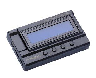 PROGRAM BOX REDS LCD, ESC 1/8 Z SERIE