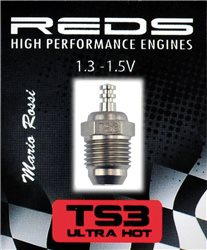 GLOW PLUG TS3 ULTRA HOT TURBO SPECIAL OFFROAD - JAPAN