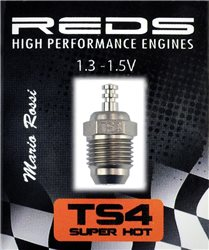 GLOW PLUG TS4 SUPER HOT TURBO SPECIAL OFFROAD- JAPAN