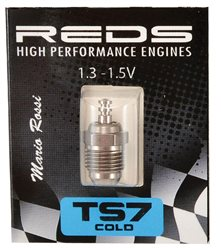 GLOW PLUG  TS7 COLD TURBO SPECIAL ONROAD - JAPAN