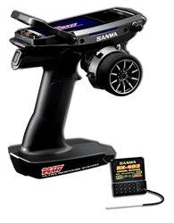 Sanwa M17 + Receiver RX493 + TX Battery