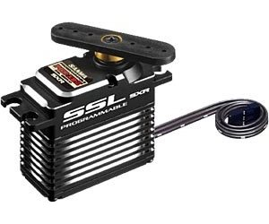 SERVO PGS-XBII 1/8 OFF ROAD 2019 0,11S/21,1KG 7,4V BRUSHLESS