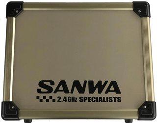 SANWA transmitter hard case for MT-44 and M17