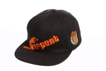 CAP FLAT-BRIM SERPENT BLACK 35TH ANNIVERSARY
