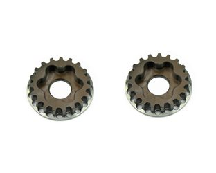 PULLEY MID ALU 19 DTS S411/PROJECT 4X