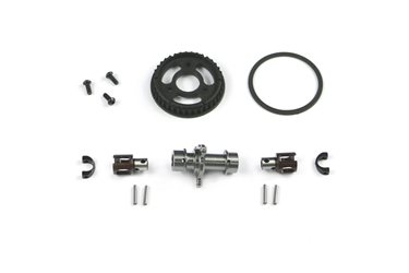 SOLID AXLE SET