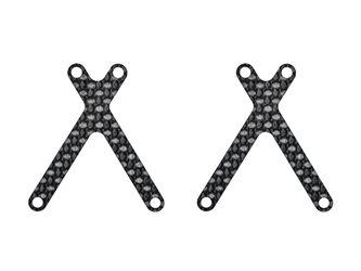 Wishbone insert carbon (4) X20