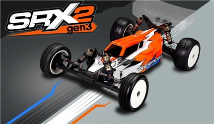 Serpent Spyder SRX2 Gen3 Competition 1/10 Buggy