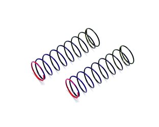 SHOCK SPRING RED 1.9LBS ASTRO (2) SRX2