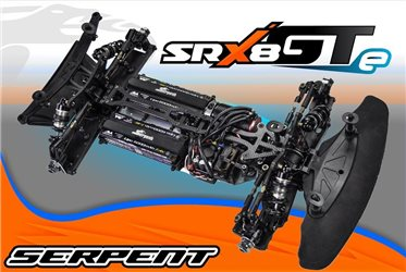 Serpent Cobra SRX8 GTE EP