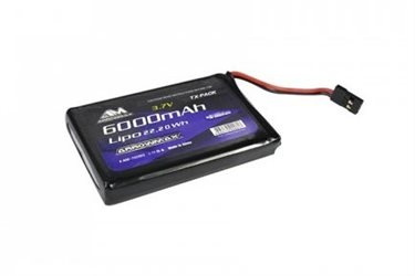 ARROWMAX LIPO M17 TX 6000  (3.7V) LIPO BATTERY