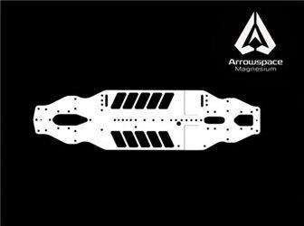 Xray T4 19 Chassis Arrowspace Mg Flex