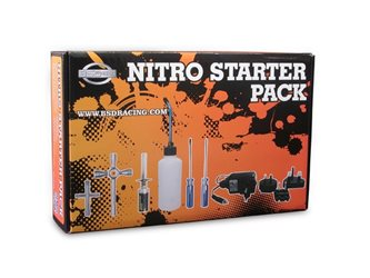 NITRO STARTER KIT (MULTI PLUG)