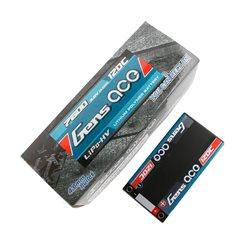 Gens ace Battery LiPo 1S HV 3.8V-7600-120C(5mm) 93x47x18mm 140g