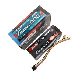 Gens ace Battery LiPo 4S HV 15.2V-7700-120C(5mm) 139x47x48mm 590g