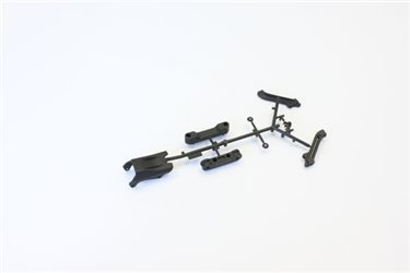 REAR LOWER SUSPENSION HOLDERS SCORPION XXL